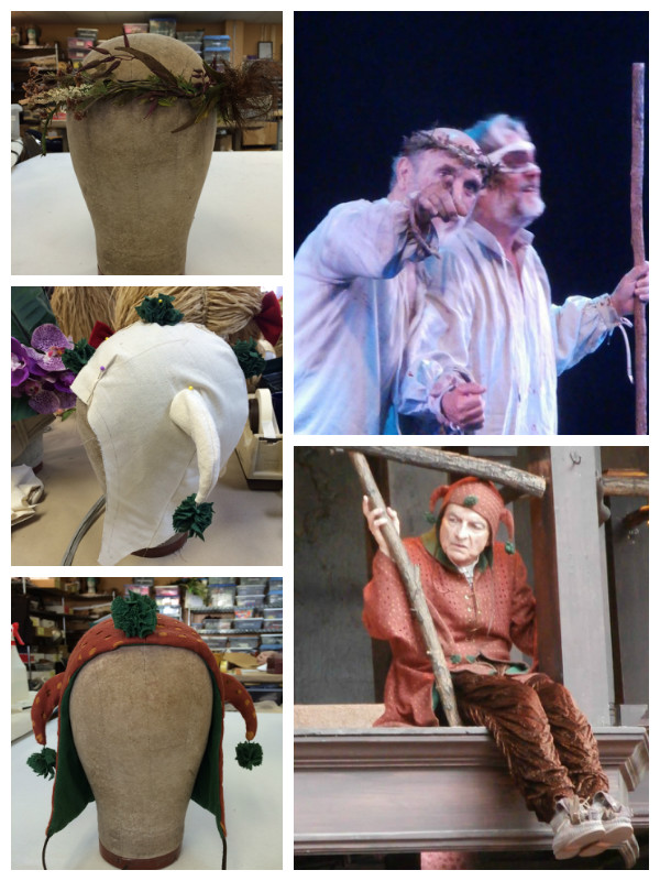 Lear Collage